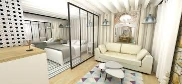 marvelous Decoration Appartement Pas Cher #4: studio-parisien61.png