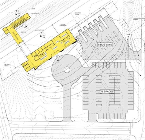 Small Lot Floor Plans rochester intermodal rail station update reconnect rochester