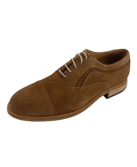 suede oxford shoes salviati snuff suede oxford shoe