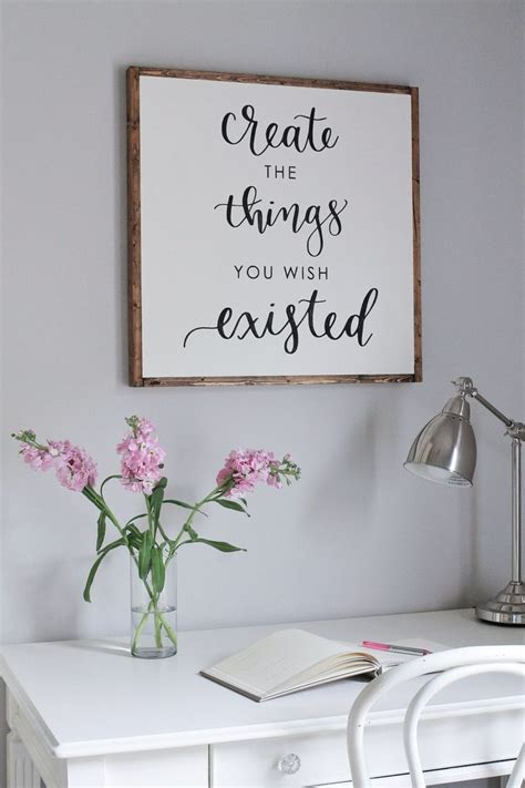 wall quotes tutorial 25 best ideas about craft room signs on pinterest craft