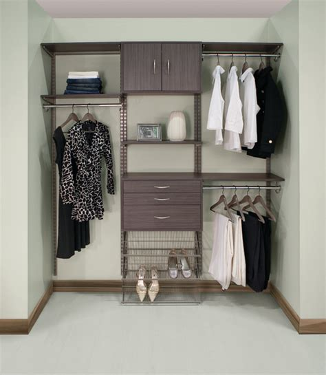 Closet Rail System Total Organizing Solutions Hanging Rail System For