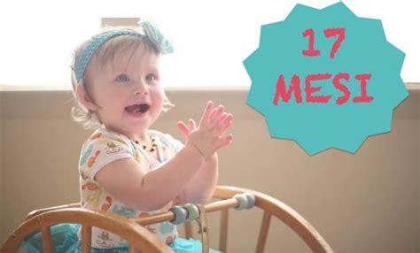 alimentazione neonato 3 mesi neonato 17 mesi sviluppo crescita alimentazioni dei