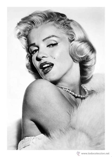 imagenes marilyn monroe blanco y negro marilyn monroe poster en blanco y negro 45 x comprar