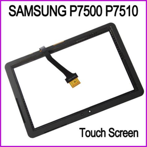 Baterai Samsung Galaxy Tab P7500 lcd screens samsung galaxy tab 10 1 quot p7500 p7510 touch screen digitizer glass lens geniune was
