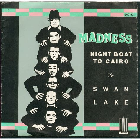 Respond To Bald Brit Madness by Madness Boat To Cairo Greatest Songs