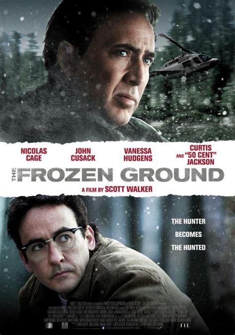 Film Frozen Ground Trailer | new poster for the frozen ground starring nicolas cage