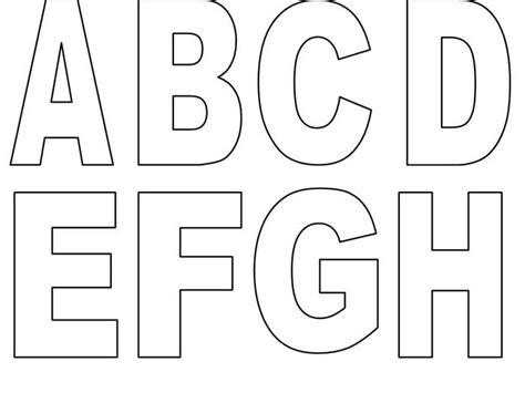 moldes de letras del abecedario para carteleras moldes do alfabeto grande para imprimir bela feliz