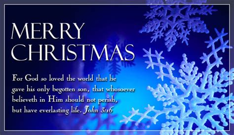 merry christmas john  ecard email  personalized christmas cards