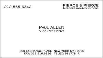 paul allen business card template business cards page 2 gearslutz pro audio community
