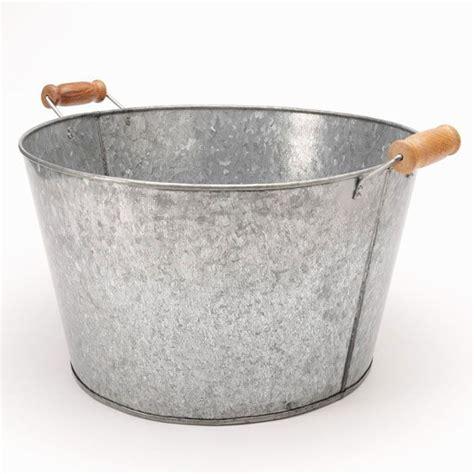 galvanized metal bathtub bobby flay galvanized metal beverage tub wedding