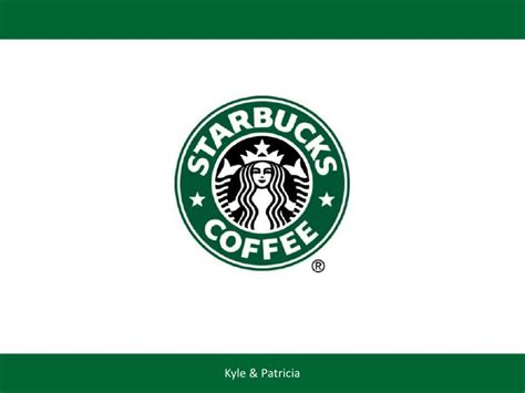 Starbucks Marketing Strategy Esl Starbucks Powerpoint Template
