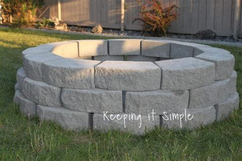 47 diy pit design ideas 57 inspiring diy outdoor pit ideas to make s mores with your family