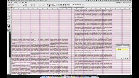 indesign tutorial baseline grid 17 best images about t u t o r i a l s