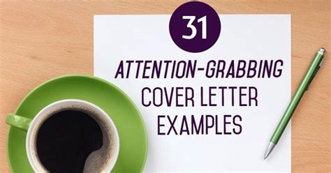 Attention Grabbing Cover Letters by 31 Attention Grabbing Cover Letter Exles Cover Letter Exle Letter Exle And Career