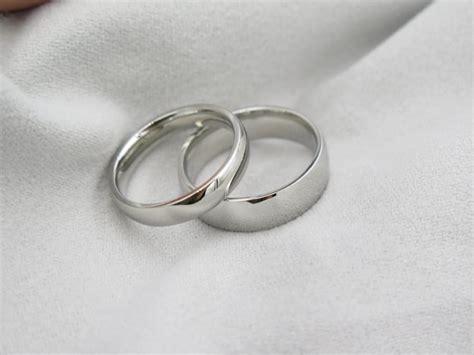 2 rings free engraving promise rings wedding bands