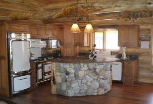 gallery category rock creek cabin image rock creek kitchen island