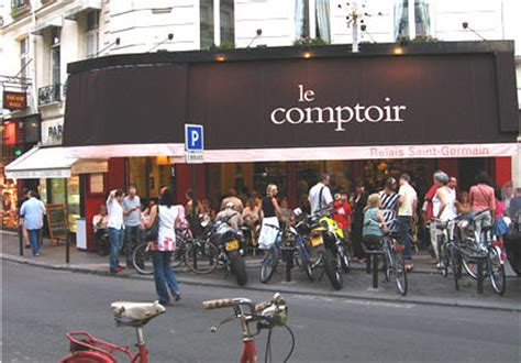 Le Comptoir St Germain by After Lobster Eats Le Relais Du Comptoir