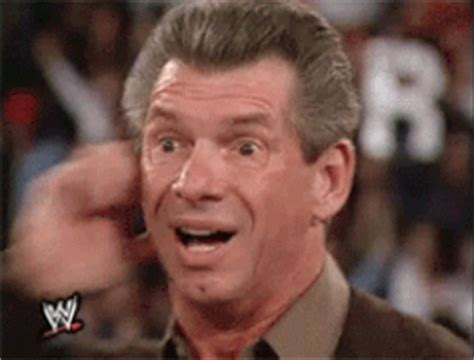 Shocked Gif Vince Mcmahon Gifs Find On Giphy
