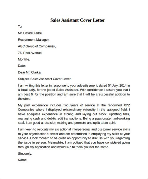 cover letter for retail sales zoro blaszczak luxury cover letter