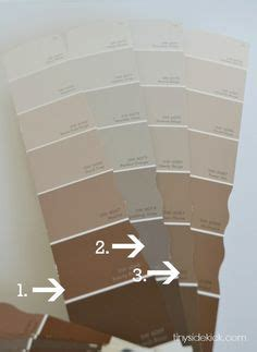 purple taupe paint how to pick the perfect gray paint a sherwin williams sw6035 gauzy white sw6036 angora sw6037