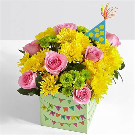 Ftd Vases Birthday Flowers Say Happy Birthday With Flowers Delivered