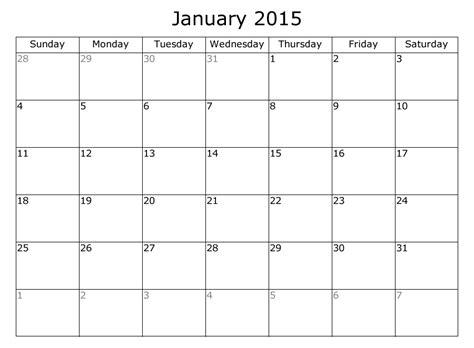 printable january planner 2015 free printable calendar free printable calendar january
