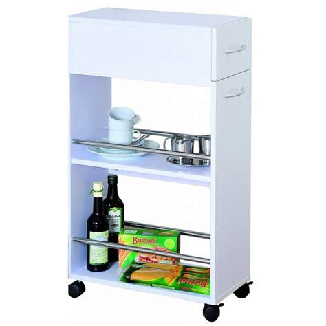 meuble de rangement cuisine a roulettes petit meuble cuisine