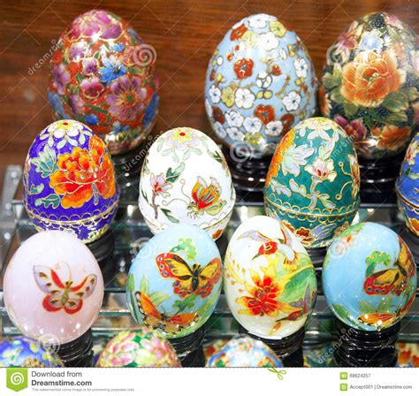 beautiful easter eggs beautiful easter eggs for sale editorial photography