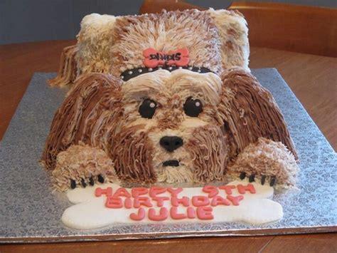 shih tzu cake shih tzu cake food