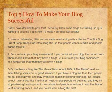 blog basics how to build a blog how to make your blog successful musely