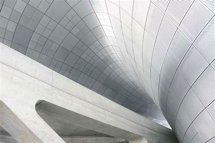 Designboom Zaha Hadid | dongdaemun design park plaza by zaha hadid in seoul opens