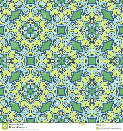 pattern blue green green and blue pattern stock photography image 35911892