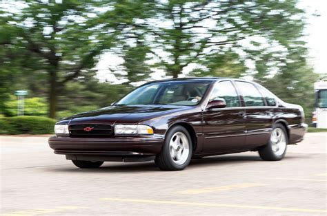 1997 chevy impala ss for sale collectible classic 1994 1996 chevrolet impala ss