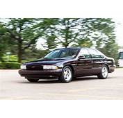 Collectible Classic 1994 1996 Chevrolet Impala SS