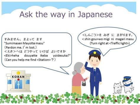 japanese the way studying japanese ask the way in japanese re