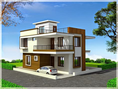 purchasing modern duplex house plans modern house plan