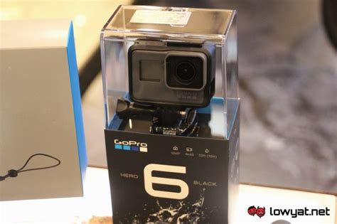 Gopro 4 In Malaysia gopro hero6 black now in malaysia for rm 2399 fusion to be available q1 2018 lowyat net
