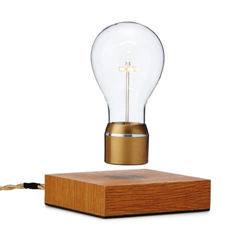 floating light bulb levitating floating led light bulb incredible things
