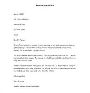 Contoh Application Letter Marketing contoh marketing 30 marketing letter templates free sample