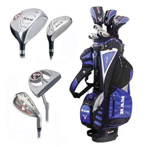 ram concept golf clubs ram concept v complete set left golf club