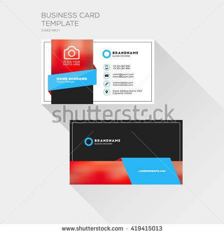 business cards for companies with template 77041 stock images royalty free images vectors