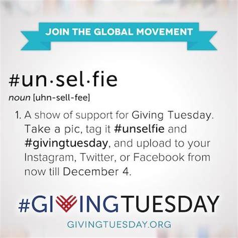 Givingtuesday Unselfie Project Bella Of Louisville Unselfie Giving Tuesday Template
