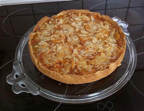 pfirsich kuchen amaretto pfirsich kuchen rezept mit bild