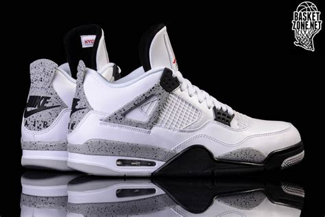 Air 4 Retro Og White Cement Legit Us 8 nike air 4 retro og white cement price 347 50 basketzone net
