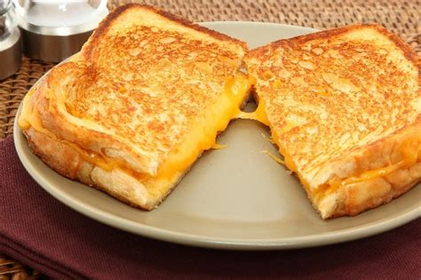 Egg Muffin Toaster Grilled Cheese Sandwich Recipe Dishmaps