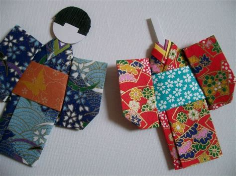 How To Make Origami Kimono - origami kimono bookmark the sequel 183 how to make a paper