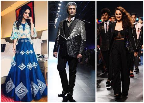 Fashion Week Day 3 Up by Lakme Fashion Week 2018 Hina Khan Karan Johar Sonakshi