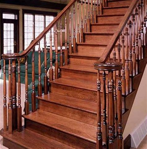 Wooden Banister Rails by Best 25 Wood Stair Railings Ideas On Stairs