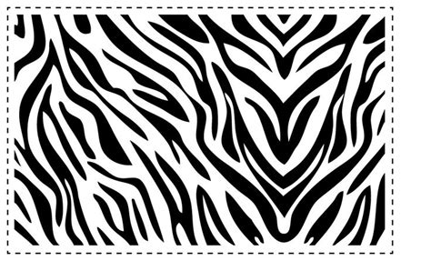 zebra template printable pin by dittman on wedding stuffs