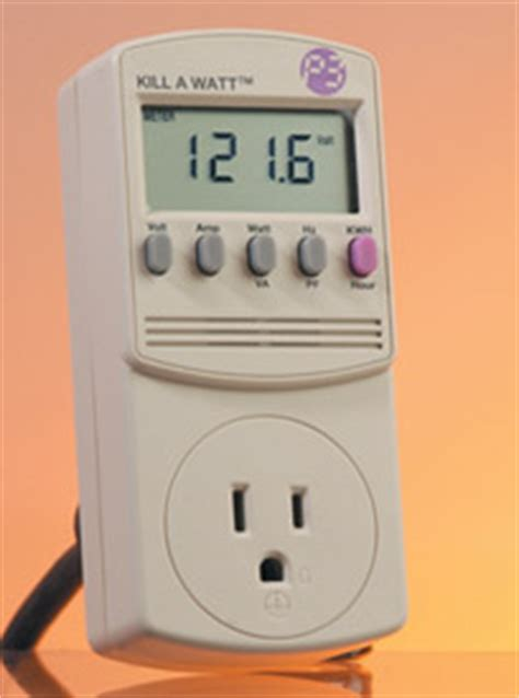 how to measure your electrical use electric meter and